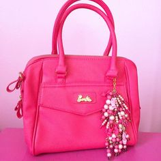 #azusabarbie #barbiehandbag #barbiebag #barbie #pink #barbiegirl