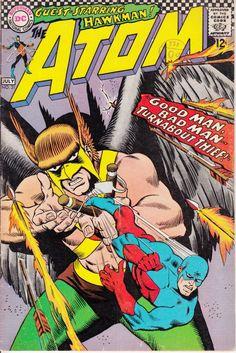 Ending soon!!! DC The Atom, #31, 1967, Hawkman, Gardner Fox, Gil ... http://ebay.to/1JFEucQ #Comics #Comicmarket