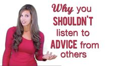 3 little words that help you decide if that advice is really worth listening to... http://youngmomsclub.com/figure-it-out/why-you-shouldnt-listen-to-advice-from-others/ #FIOF #figureitoutfriday #youngmomsclub #advice