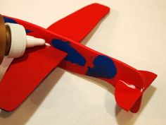 Fun Foam Airplane