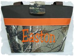 Hey, I found this really awesome Etsy listing at http://www.etsy.com/listing/162279045/monogrammed-diaper-bag-camo