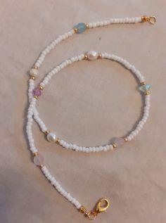 Cute Jewelry, Jewelry Crafts, Jewelry Accessories, Handmade Wire Jewelry, Handmade Necklaces, Bracelet Designs, Necklace Designs, Beaded Jewelry Designs, Bead Jewellery