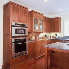 Classic Craftsmen Kitchen Design | Cabinet | Refinishing Furniture · Mission  Style ...