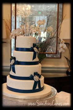 Navy Blue wedding 3