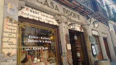 Paseo por las calles de Segovia tomando unas tapas y disfrutando del cochinillo asado y otras lindezas gastronómicas en el Restaurante Duque