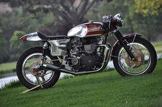 Triumph Brighton Cafe Racer | Streetmaster  Mule Motorcycles - Moto Rivista