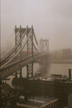 NYC. Rainy day in Manhattan  | Flickr by  Atisha Paulson