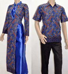 Model Baju Batik Modern Terbaru 2015