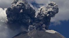 ** ACTUALITÉS ** 1 jour 1 actu - L'éruption du volcan Popocatepetl expliquée aux enfants