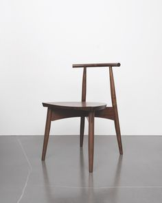 The Portland Chair is the result of a collaboration with designer Ben Klebba. Ben founded and operates Phloem Studio in Portland, Oregon. The chair is White Dining Room Chairs, Farmhouse Dining Chairs, Fabric Dining Chairs, Accent Chairs For Living Room, Bar Chairs, Office Chairs, Upholstered Chairs, Side Chairs, Chair Design Wooden