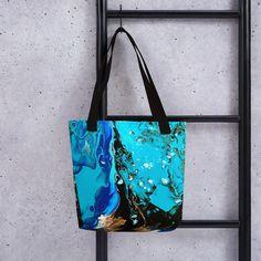 Laukku Underwater – JohannaDesign Ted Baker, Tote Bag, Bags, Handbags, Totes, Bag, Tote Bags, Hand Bags