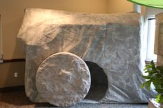 Decor idea for Heroes VBS Empty Tomb, Inspiration, Decor, Biblical Inspiration, Decoration, Decorating, Inspirational, Inhalation, Deco