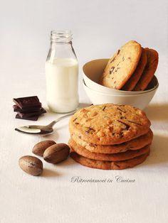 Ritroviamoci in Cucina: Maxi Cookies per regali in extremis. Auguri a tutti!