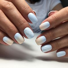 60 Must Try Nail Designs for Short Nails Short Acrylic Nails; Chic and fun Nails; Rounded Acrylic Nails, Square Acrylic Nails, Square Nails, Ombre Nail Designs, Short Nail Designs, Acrylic Nail Designs, Fun Nail Designs, Square Nail Designs, Stylish Nails