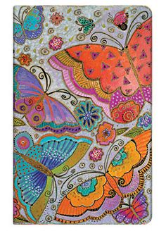 Paperblanks Laurel Burch Flutterbyes Midi Notebook Lined Writing Journal Blank Sketch Book Domino Art, Blank Book, Laurel Burch, Stationery Paper, Marker Art, Pen And Paper, Writing Instruments, Moleskine, Coloring Books