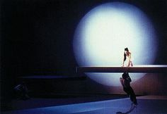 Romeo and Juliet. Sherman Theatre. Set design by Claire Lyth. 1995