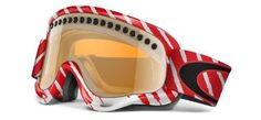 Oakley Shaun White XS O-frm Red/Wht w/Pers. by Oakley. $37.18. Clarity is all yours with the Oakley XS O Frame Snow Goggles. Designed by snowboarding phenom Shaun White, the engineered details built into this goggle come from an experts point of view and an elite athletes need for perfection. Geometry, fit and a flexible frame are all perfected in this goggle, and the triple-layer face foam keeps sweat from salting up your vision. Interior surface texturing keeps the r...