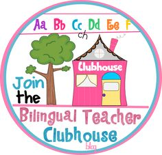 Want your kids to learn Spanish? Here are some fabulous Spanish teaching resources for kids of all ages. There are some great Spanish kids programs. Bilingual Classroom, Bilingual Education, Spanish Classroom, Bilingual Centers, Study Spanish, Spanish Lessons, Spanish Word Wall, Learn Spanish, French Lessons