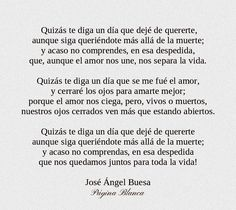 José Ángel Buesa, el mejor!!