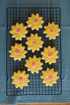 Iced Sugar Cookies   SAVEUR