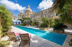 Now Available Historic Stone Estate in Xewkija Malta