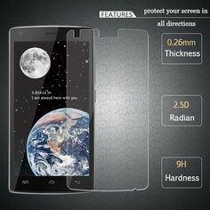For Doogee X5 Max Tempered Glass 0.26mm 9H Screen Protector Protective Film For Doogee X5 Max / Doogee X5 Max Pro+ Clean Tools