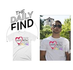 """The Daily Find: Tee-Rico Crew For Orlando"" by polyvore-editorial ❤ liked on Polyvore featuring men's fashion, menswear and DailyFind"