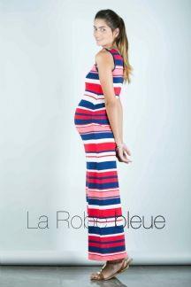 La Robe bleue • מעוברת