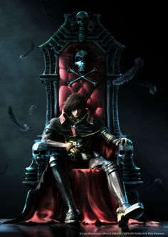Harlock movie
