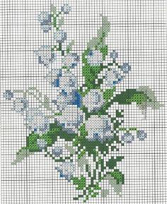 cross stitch chart: