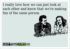 rotten ecards   rotten ecards # love # look at each other # lol
