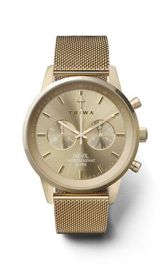 Gold Nevil 2.0 from Men's Watches in Watches
