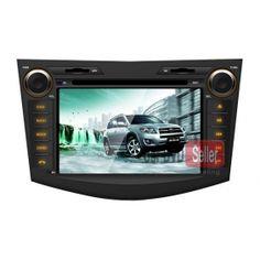 Car DVD Player for Toyota RAV4 with GPS Radio Bluetooth TV Toyota RAV 4 Car DVD Player with GPS Radio Bluetooth TV [CS-T003] - US$295.20 : GPS navigation system