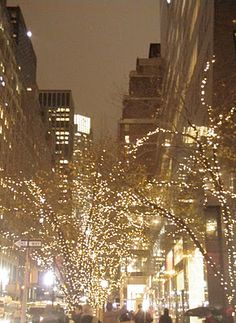 new york christmas decor. I dream  to experience Christmas in  NYC some day