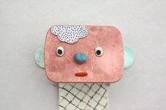 Fred feels cloudy by Sabine Timm
