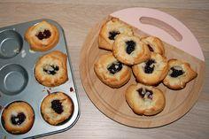 Mini Blackberry Bakewell Recipe with Aldi Bakewell, Blackberry, Baking, Breakfast, Mini, Recipes, Food, Morning Coffee, Bakken