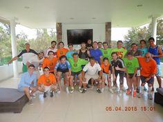 Triple empate en el primer lugar del torneo de tenis de semana santa en el Campestre ~ Ags Sports