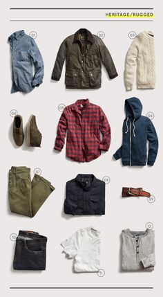 There's only room for the best when building a functional wardrobe. We detail 12 essentials for achieving the ultimate baseline closet―regardless of your personal style. Capsule Wardrobe Men, Mens Wardrobe Essentials, Men's Wardrobe, Mens Style Guide, Men Style Tips, Style Men, Men's Style, Mens Stitch Fix, Herren Outfit
