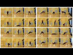 Video Loop - Aakkosjumppa - YouTube Bingo, Youtube, Peda, Youtubers, Youtube Movies