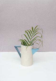 Jacqueline Klassen ceramics shot by Jennilee Marigomen | sightunseen.com