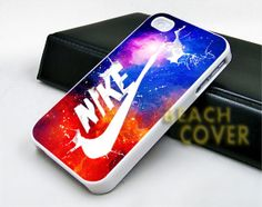 Nike Galaxy Nebula  iPhone Case and Samsung by BEACHCOVERR on Etsy, $14.30