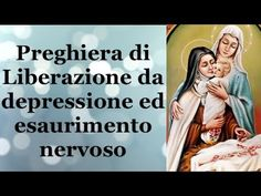Risultato immagini per preghiera x una persona depressa Madonna, Santa Helena, Spiritual Thoughts, Prayers, Stress, Faith, Youtube, Memes, Emoticon
