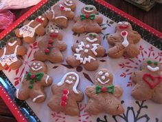 Classic Gingerbread Cookies Recipe