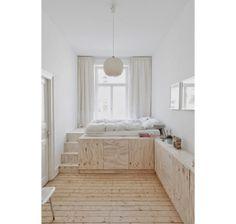 Op kamers en weinig bergruimte? Kijk eens onder je bed!