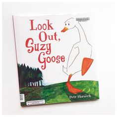 """""""In this story, Suzy Goose just desperately wants some peace and quiet, so she leaves her flock and heads into the woods. Where a predator thinks she looks…"""""""