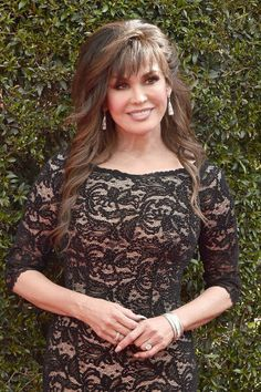 Marie Osmond Pictures and Photos - Getty Images Marie Osmond Hot, Donny Osmond, Long Layerd Hair, London People, Osmond Family, The Osmonds, Betty White, Beautiful Celebrities, Celebrity Crush