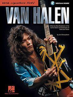 Van Halen - Signature Licks Tab & Audio