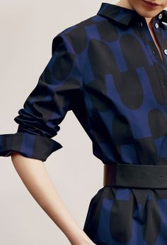 HOOSI dress - Marimekko Fashion - Fall 2015