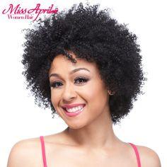 ホットアフロ変態カーリー黒人女性エルザかつら安い良い品質の合成かつらコスプレperucas sinteticaウィッグ