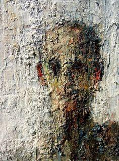 redlipstickresurrected:  Carl Melegari (Italian, b. 1959, Denbighshire, North Wales, based Bristol, UK) - Cetto Paintings: Oil on Canvas